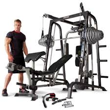 Weight Bench Package Marcy Md857 Diamond Elite Olympic Weight Bench With Squat Rack At