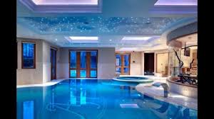 Interior Swimming Pool Houses Luxury Indoor Swimming Pools Ideas And Pool Gym Viewing Gallery