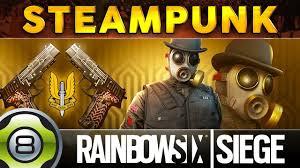 siege pour pack steampunk pour thatcher rainbow six siege fr