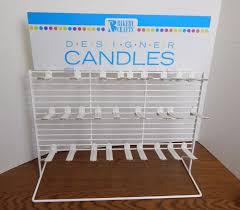 bakery crafts designer candles tabletop countertop retail display