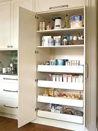 White Kitchen Pantry Storage Cabinet Pantry Storage Cabinet White Slide Out Kitchen Pantry Drawers