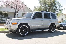 dark brown jeep jeep commander review and photos
