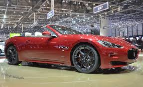 maserati grancabrio 2016 2012 maserati granturismo convertible sport photos and info u0026ndash