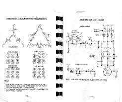 diagrams 7991114 contactor wiring diagram with 3 phase motor