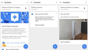 lg help library updating fir understanding u0027assistant u0027 in google photos and what it can do for