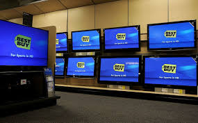 best buy quarterly sales whoops best buy forgot to get itself killed by amazon bloomberg
