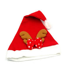 merry christmas cartoon children christmas hats xmas crafts