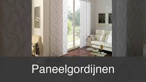 Vidga Ikea Paneelgordijnen Youtube