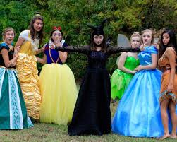 Disney Family Halloween Costume Ideas by Disney Princesses And Villains Halloween Inspo Pinterest