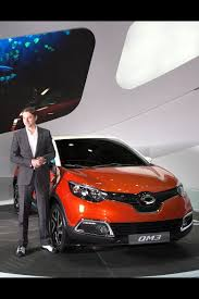 renault samsung renault releases captur as samsung qm3 in korea receives 5 000 orders