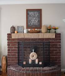 what day is thanksgiving fall on fall fireplace mantle