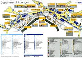 Airport Terminal Floor Plan by Amsterdam Airport Terminal Map Klm Image Gallery Hcpr