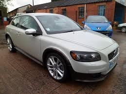 used volvo c30 cars for sale motors co uk