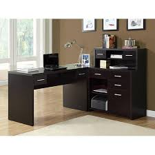 Wheaton Reversible Corner Desk Work In Style While Sitting At This L Shaped Desk That Features An