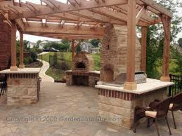 Outdoor Kitchen Designs With Pizza Oven by 67 Best Pizza Oven And Countertop Design Images On Pinterest
