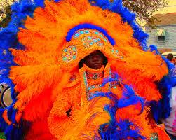 orange mardi gras mardi gras indian gstohl flickr