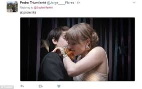 Prom Meme - twitter trolls boy for croissant corsage mishap for prom daily