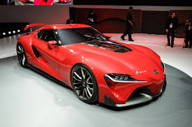 toyota new sports car detroit 2014 toyota ft 1 concept stuns previews future sports
