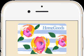 send gift cards by email homegoods gift cards