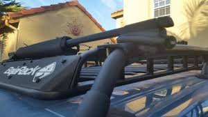 Smittybuilt Roof Rack by Roof Top Tent On Oem Rack Page 3 Toyota Fj Cruiser Forum