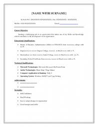 Functional Resume Format Sample by 7 How To Write A Resume Template Resume How To Write A Basic