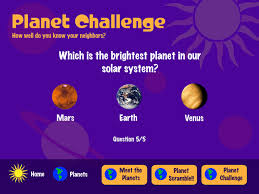 t michels design our solar system for kids u2013 flash interactive