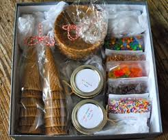 Edible Gifts Edible Gifts A Homemade Sundae Kit Savvymom