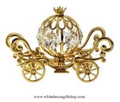 cinderella coach cinderella table top gold mini pumpkin coach carriage top