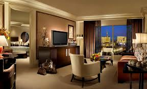 apartment affordable bedroom with nice living room excerpt loversiq interior desigen hotel bellagio suite las vegas room bedroom bed bathroom tv sofa armchairs curtains window