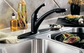 fancy black faucet for kitchen purist 2 handle bridge kitchen