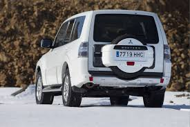 mitsubishi outlander off road the usa misses the mitsubishi montero the fast lane car