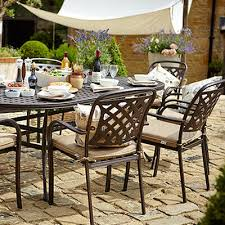 Cast Aluminium Outdoor Furniture by Cast Aluminium Garden Furniture