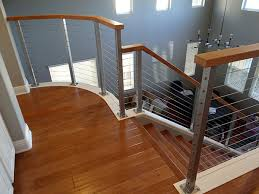 Cable Banister Interior Cable Railings San Diego Cable Railings