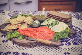 Salmon With Dill Mustard Sauce by Cured Fish Gravlax With Dill Mustard Sauce Mountain Feed U0026 Farm