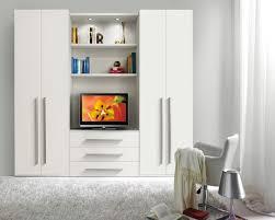 Armadio Con Vano Porta Tv by Armadio Con Tv Integrata Finest Armadio Con Spogliatoio Terminale