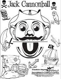 p is for pirate kids fun pinterest worksheets unit studies