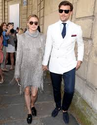 Olivia Palermo Home Decor Olivia Palermo Attends Couture Fashion Week In Two Chic Looks