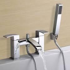 B Q Bathroom Showers Cooke U0026 Lewis Cascade Chrome Bath Shower Mixer Tap Departments