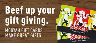 gifts cards gift cards mooyah burgers fries and shakes