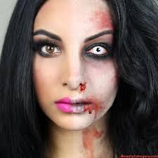 top 10 scary halloween makeup 2016 beauty u0026 fashion blog