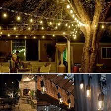 led edison string lights 7m 15m outdoor led string lights waterproof e26 e27 s14 2w led retro