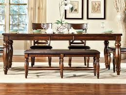 dining room bench with cushion dining room decor ideas and