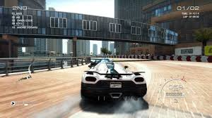 Grid Autosport Pc Hd Fully Upgraded Koenigsegg Agera R Gameplay