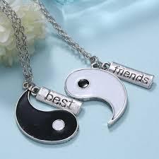 jewelry personalized jewelry personalized yin yang necklace broken necklace best