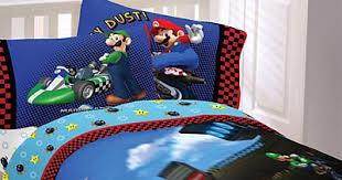 Super Mario Bedroom Decor Super Mario Bros In The Bedroom Technabob Mario Bedroom Decor