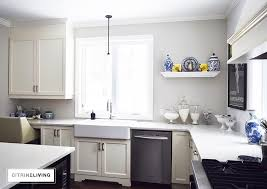Kitchen Without Upper Cabinets by Updating The Kitchen With Open Built In Shelving