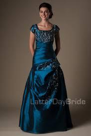 modest prom dresses bree burgundy