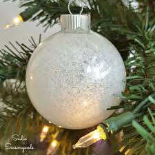 how to make your ornaments sparkle hometalk