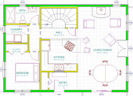 simple 3 best open floor plan home designs on best open floor