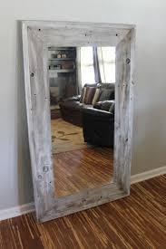 Rustic Bathroom Mirrors - reclaimed rustic bathroom mirrors home